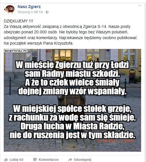 Pociągający Za Sznurki Zgierskich Władz Czyli Radosław Gajda